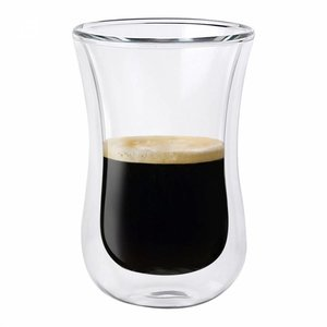 STÖLZLE  Double walled coffee glass 9 cl  S size Coffee 'n More