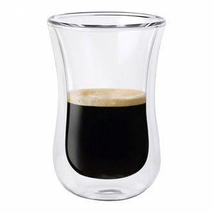 STÖLZLE  Dubbelwandig koffie glas 9 cl  Type S Coffee 'n More