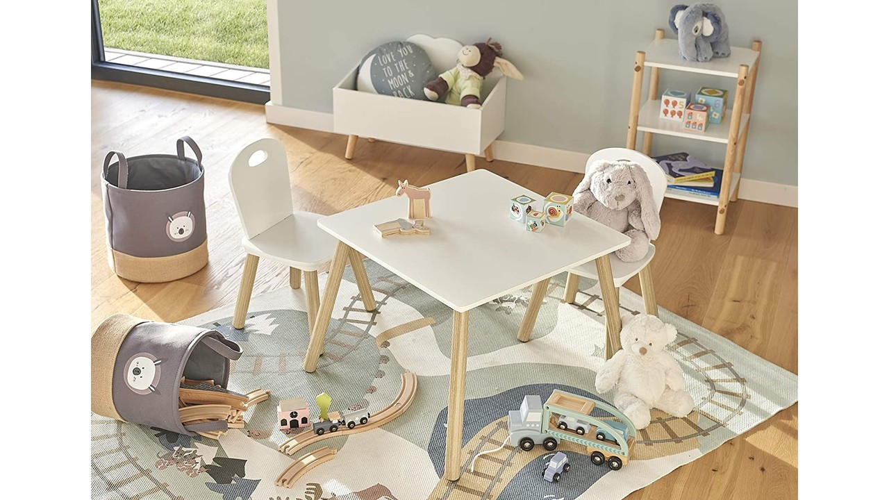 Children S Table And 2 Chairs M T International Hotel Restaurant Supplies Nv