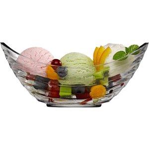M & T  Ice cream - Sundae  glass 20 cl  gondol