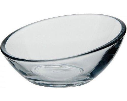 PASABAHCE Apero / Amuse mini bowl  schuin aflopend  6,6 cl