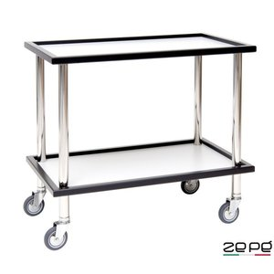 ZEPé Trolley 2 levels anti-scratch