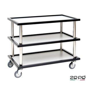 ZEPé Trolley 3 levels anti-scratch