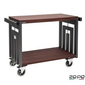ZEPé Serving trolley 2 tiers