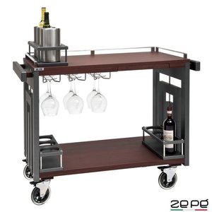 ZEPé Bar & liquor trolley