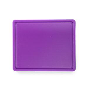 M&T Cutting Board purple GN 1/1