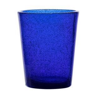 M & T  Bekerglas Partido 27 cl Blauw