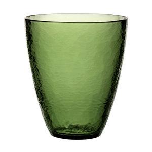 M & T  Bekerglas Ambiance 33 cl groen