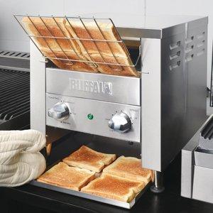 M&T Conveyor toaster
