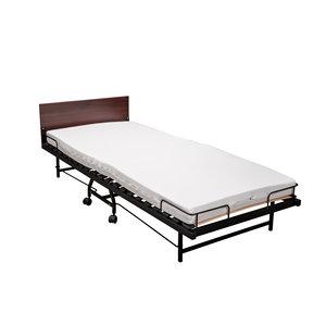 BENTLEY Foldable bed mattress included Model Verdi