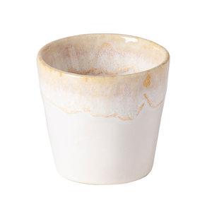 """COSTA NOVA  Espresso cup 9 cl """" Gespresso"""" Off white"""