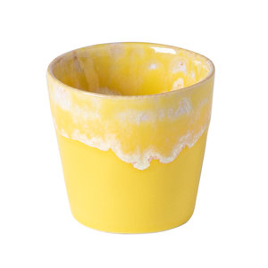 "COSTA NOVA  Coffee & tea cup 21 cl "" Gespresso""  Yellow"