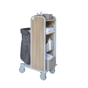 CADDIE  Chambermaid trolley XS with one bag