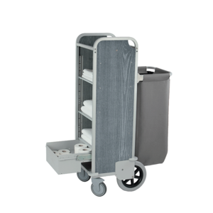CADDIE  Chambermaid trolley XXS with one bag