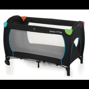 M & T  Baby crib foldable