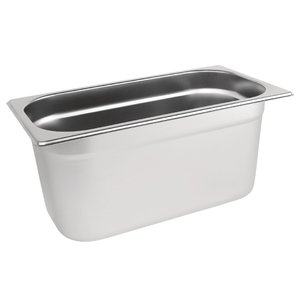 M & T  Gastronorm bak 1/3 rvs diepte 150 mm