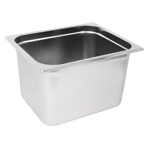 M & T  Gastronorm pan 2/3  stainless steel depth 200 mm
