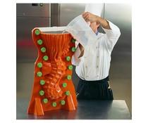M&T Ice sculpture shape seahorse