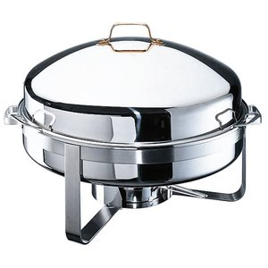 SPRING  Chafing dish rond XXL 70 cm diameter
