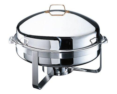 SPRING  Chafing dish round XXL 70 cm diameter