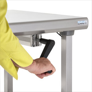 """TOURNUS  Working table """" Ergonomix """"  adjustable in height"""