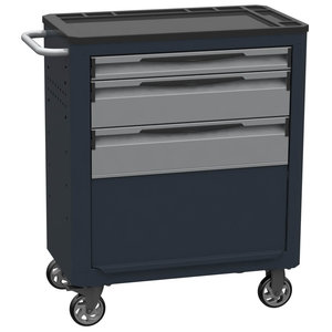 DéGLON  Trolley 3 drawers + one compartiment