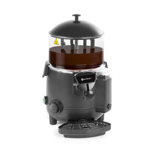 HENDI Chocolademelk dispenser 5 liter