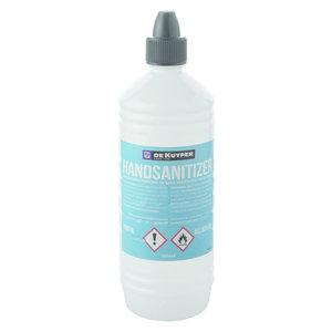 M&T Desinfectie vloeistof 1 liter  80 % alcohol