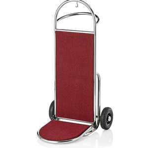M & T  Luggage trolley- handtruck stainless steel