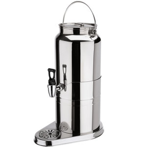 M & T  Milk dispenser s/s 8 liter