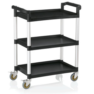 M & T  Serving trolley 3 levels