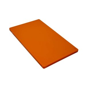 M & T  Cutting board GN 1/1 thickness 2 cm  brown polyethylene