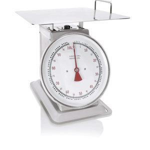 M & T  Weegschaal mechanisch tot 100 kg