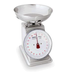 M & T  Weegschaal mechanisch tot 20 kg