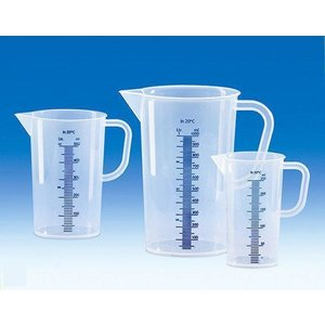 M & T  Measuring jug 3 liter PP plastic