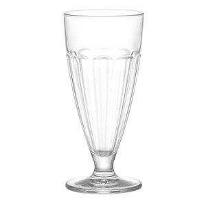 BORMIOLI ROCCO  Ice cream flute - milk shake 38 cl Rock Bar