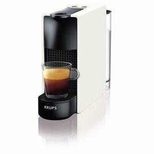 """KRUPS  Nespresso """" Essenza """" mini 0,6 liter wit"""