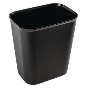 M&T Vuilbakje zwarte kunststof 6 liter