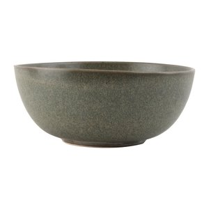 "M & T  Poké bowl - slakom - pastabowl   Ø 15 cm  groen  "" Build a bowl """