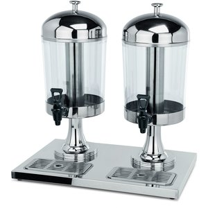 M&T Juice dispenser 2 x 8,5 liter