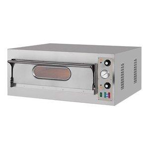 RESTO ITALIA  Pizza oven 1 storey