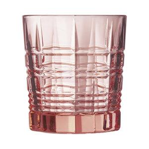 ARCOROC  Water & cocktail glas 30 cl Brixton London rosé