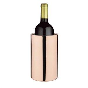 M&T Wijnkoeler dubbelwandig koper