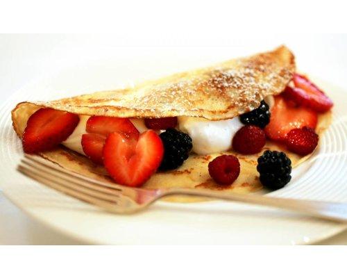 CATERCHEF Single pancake machine