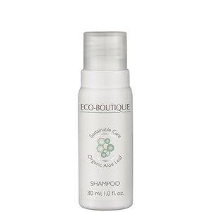 M & T  Flesje hair & body shampoo 30 ml  Eco-Boutique  -  hét duurzaam onthaal product