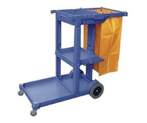 M&T Household cleaning trolley