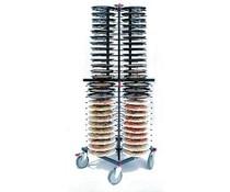 Jackstack Plate rack for 104 plates