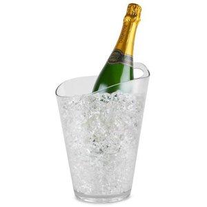 M&T Wijn- champagne koeler acryl