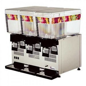 SANTOS  Drink Dispenser 3 x 12 liters