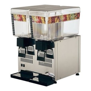 SANTOS  Drink Dispenser 2 x 12 liter